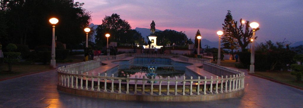 maharana-pratap-memorial-udaipur-moti-magri-texi-booking