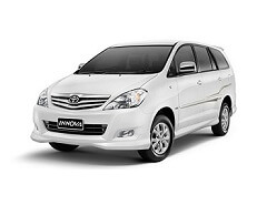 innova hire in udaipur